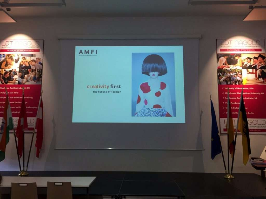 AMFI: Aufbaustudium zum Bachelor of Arts Fashion Technology & Management